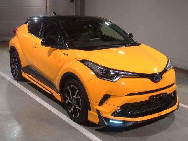 Toyota C-HR 1.8 Hybrid G (A)