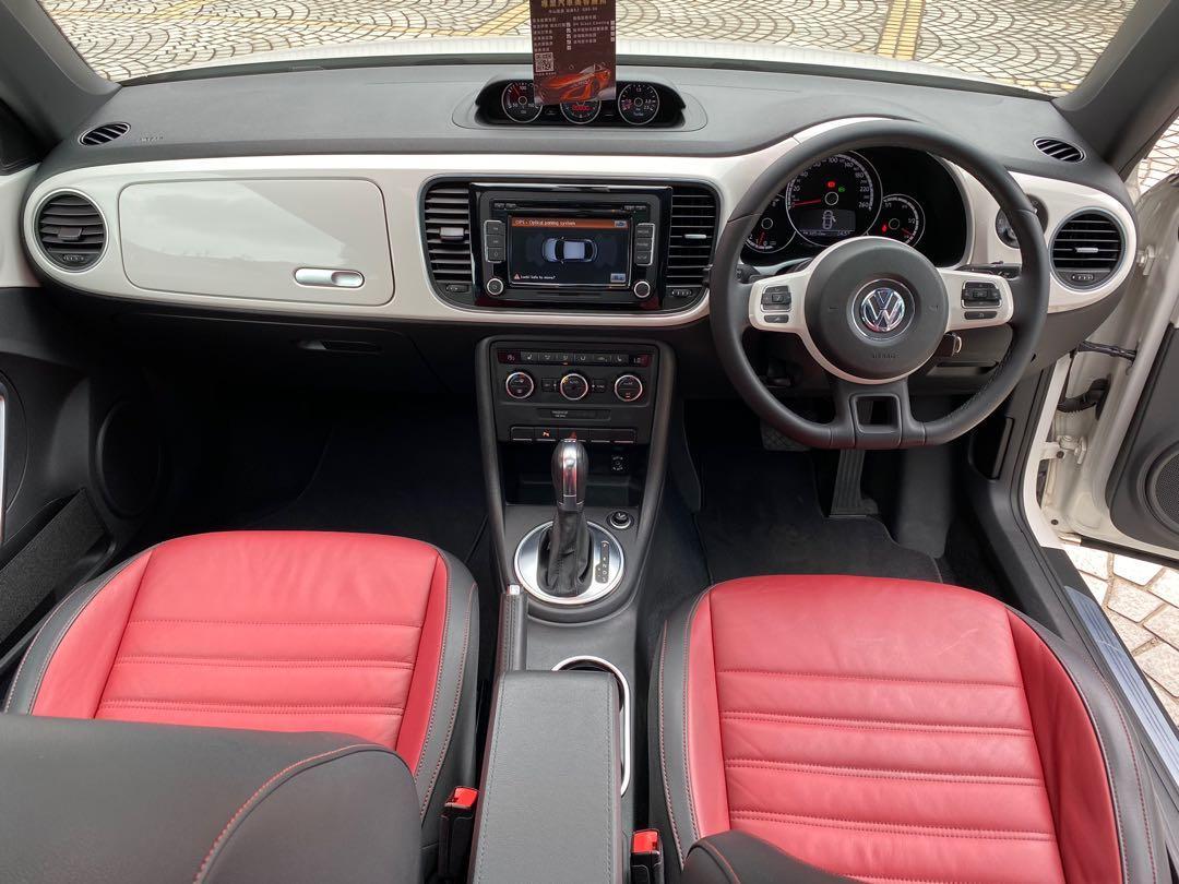 Volkswagen Beetle 1.4 GT Auto