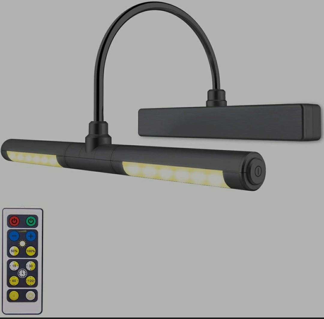 Wireless Light Battery Operated Remote