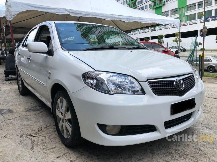 Year Made 2006 Toyota Vios 1.5 G (A) Facelift One Owner Crystal White    http://wasap.my/601110315793/ViosG2006