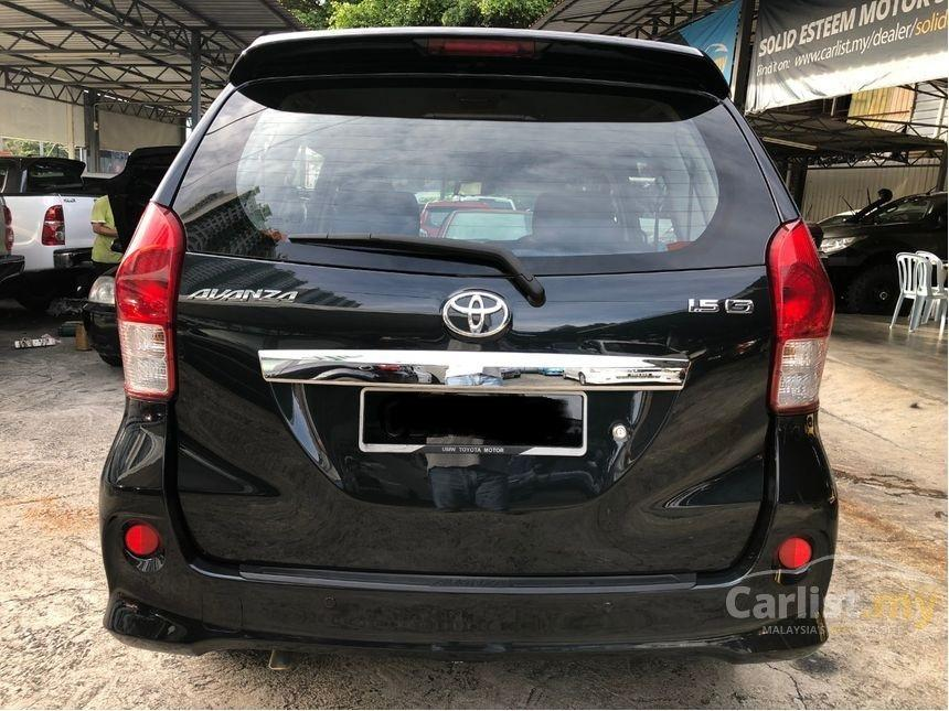Year Made 2012 Toyota Avanza 1.5 S (A) One Owner Full Spec  http://wasap.my/601110315793/AvanzaS2012
