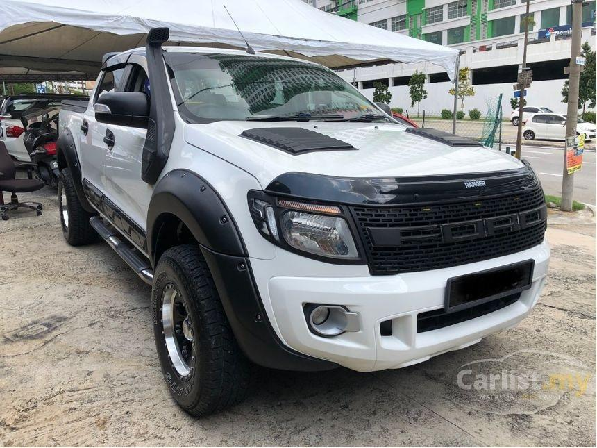 Year Made 2013 Ford Ranger 2.2 XLT (A) 4WD Soft Lid Cover Bodykit    http://wasap.my/601110315793/Ranger2013