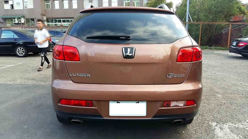 2011年 U7 納智捷 7 SUV