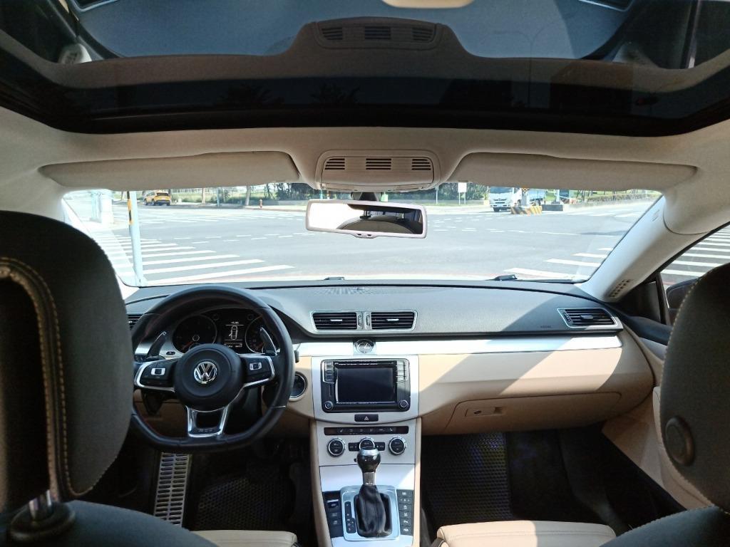 2012年 福斯 Volkswagen CC 2.0 TDI
