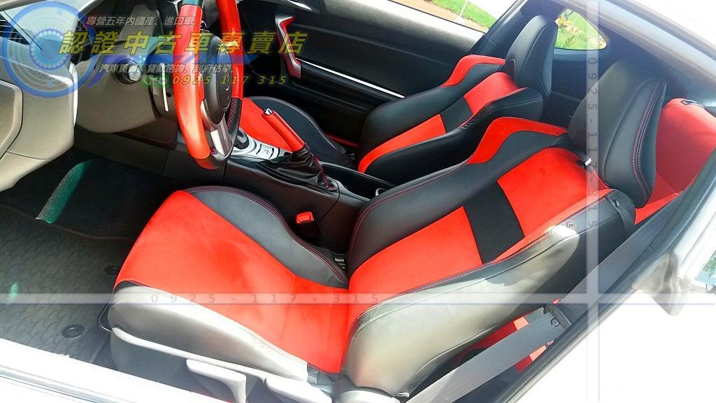 2012年 GT86 AERP版   FT GT 86 TRD