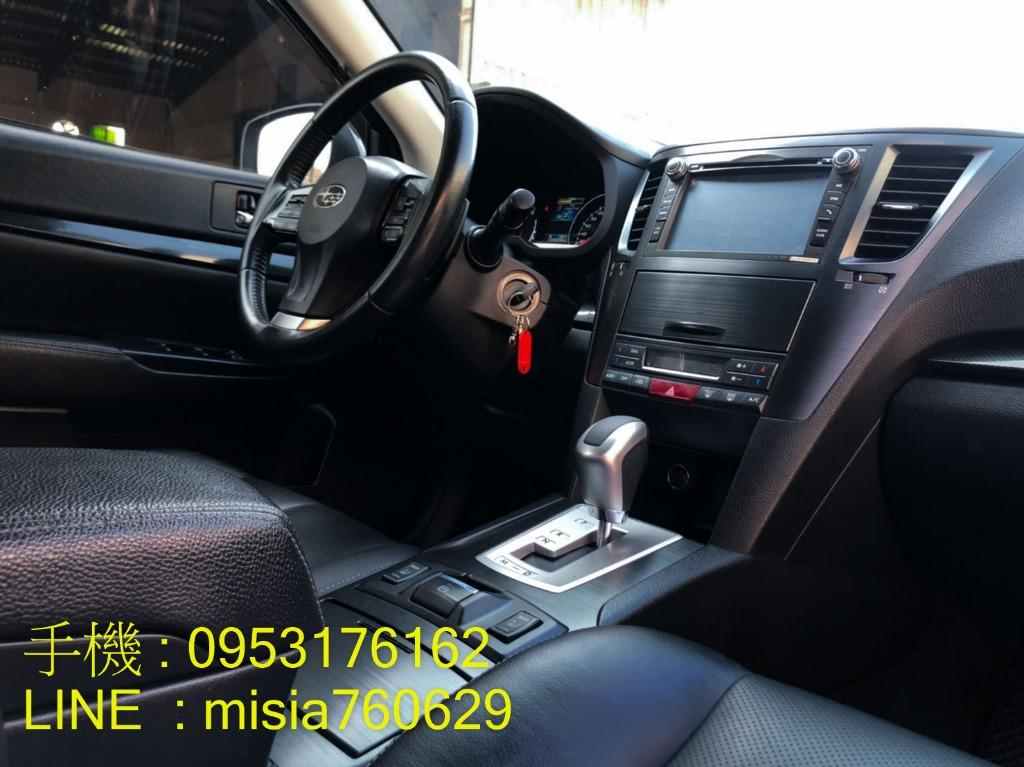 2013年3月 LEGACY 2.5 GT Wagon / 深藍 / SUM認證