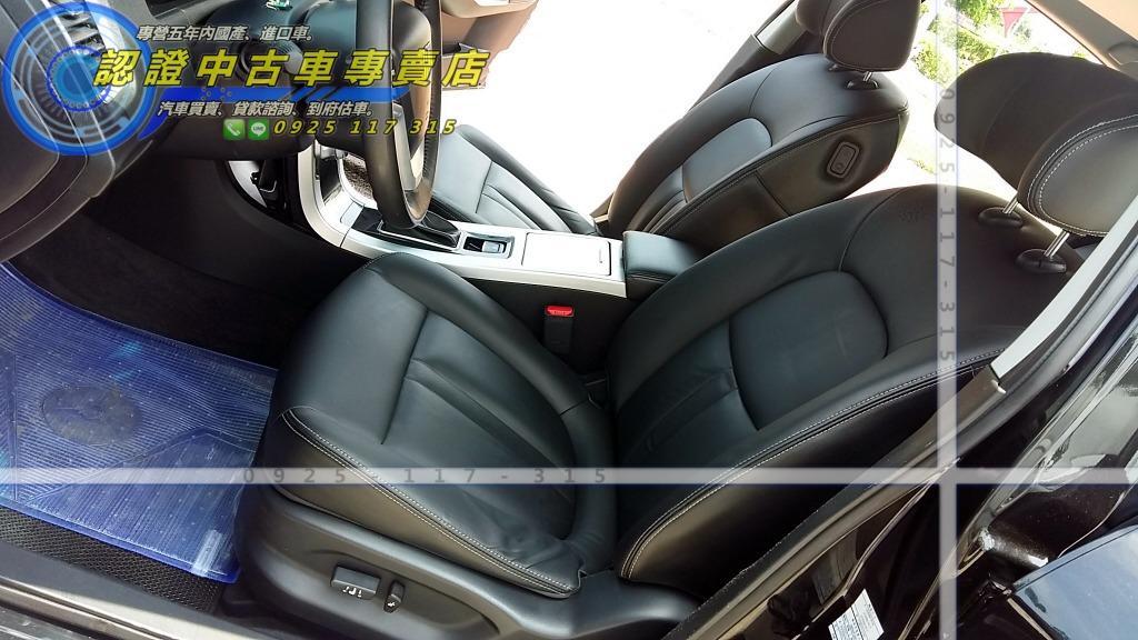 2013年 S5 2.0 納智捷 5 SEDAN