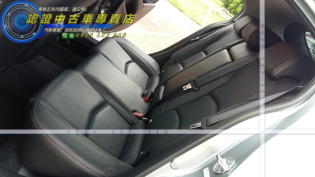 2015年 魂動馬三 五門 MADZA3