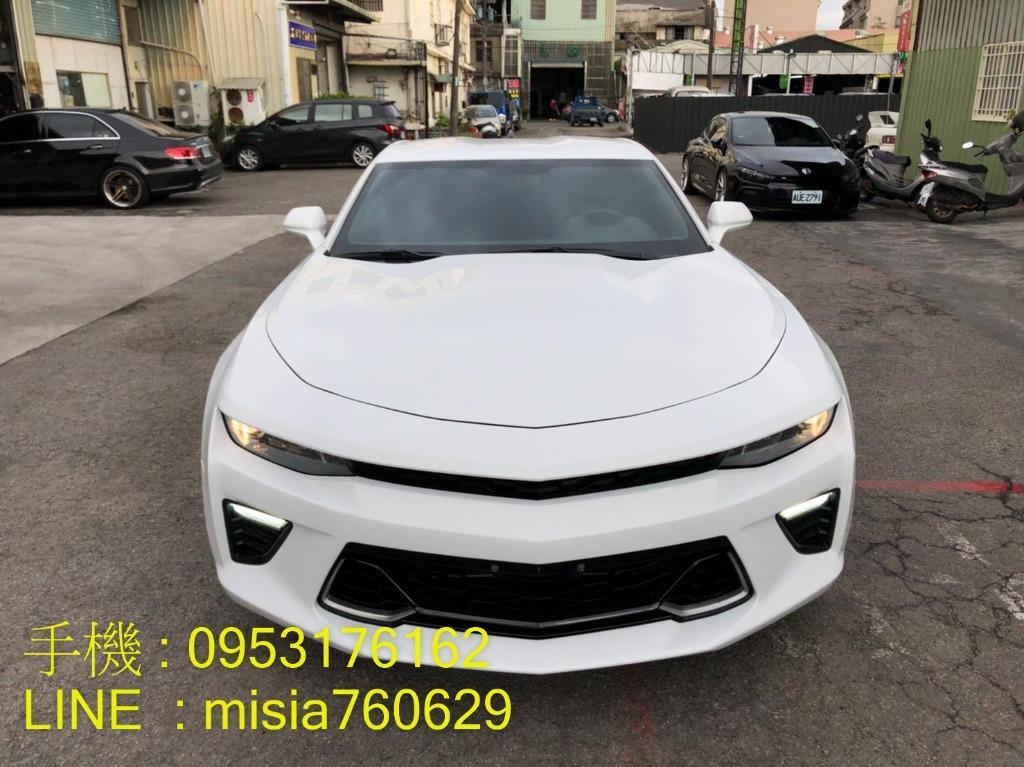 2017/18 Chevrolet Camaro 2.0 白 / 雪弗蘭肌肉車 / 大黃蜂