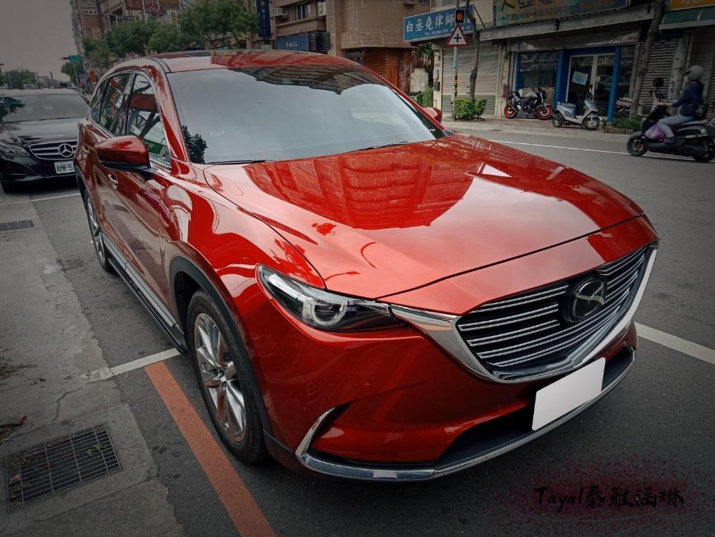 2018年 CX-9 紅