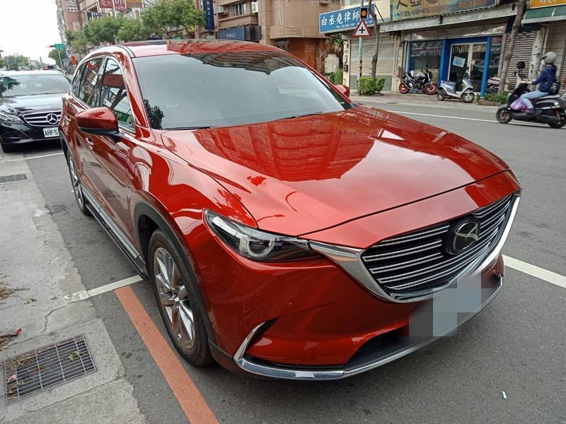 2018   CX-9  旗艦 2WD   紅