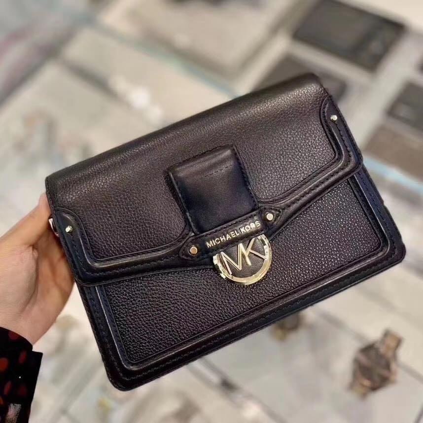 24 hour flash sale❤️ Michael Kors Jessie Medium Shoulder Bag + Prada Cosmetic Pouch