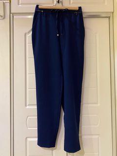 🛍二手衣大拍賣🛍 #ESPRIT #深藍色休閒褲