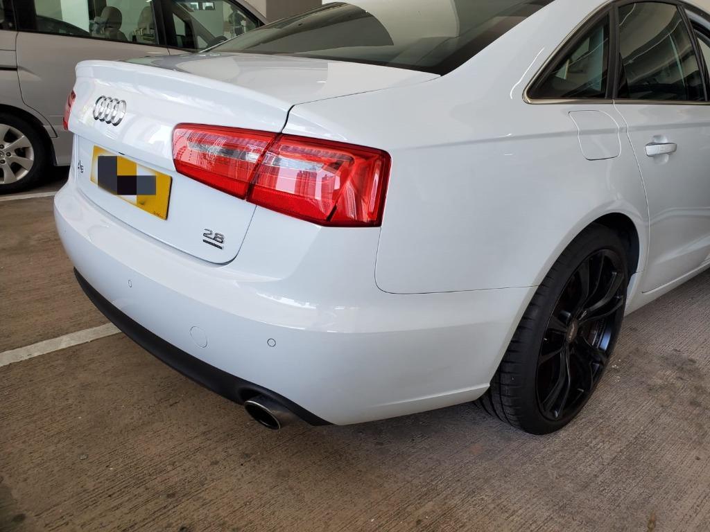 Audi A6 Sedan 2.8 FSI quattro tiptronic (A)