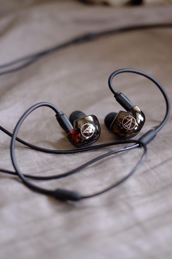 Audio Technica ATH-IM03 SonicPro Balanced In-Ear Monitor Earphones Headphones * Made in Japan Audio_technica_athim03_sonicpr_1588828208_0c464460_progressive