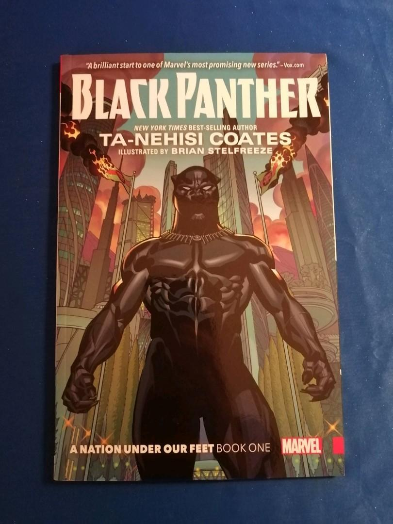 Black Panther graphic novel