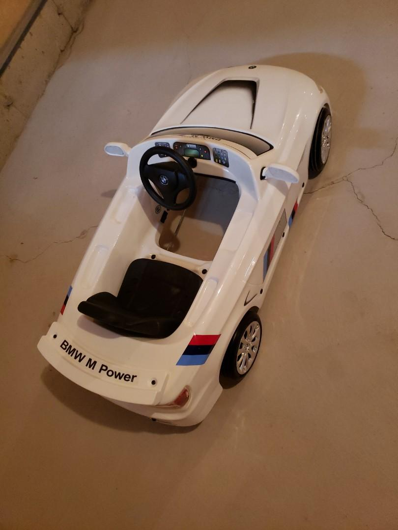 BMW m series paddle car Mint condition