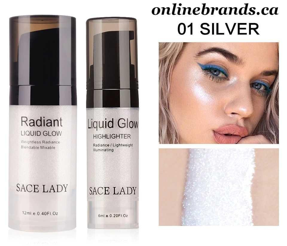 Face Highlighter Cream Liquid glitter Glow | online brands