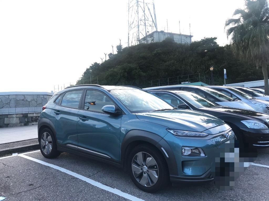 Hyundai Kona Electric Range+ Auto