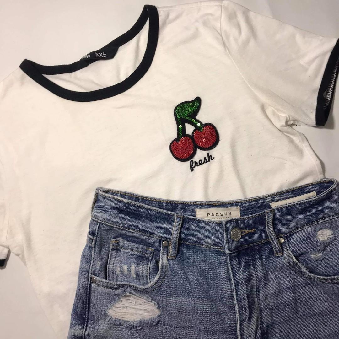 Jayjays Cherry shirt