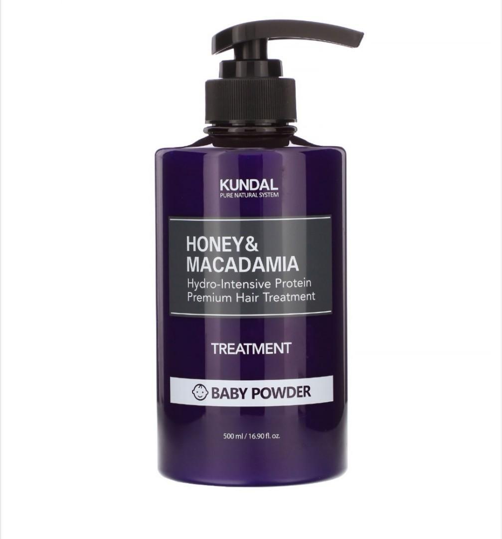 Kundal Hair Treatment Shampoo Baby Powder Scent Health Beauty Hair Care On Carousell