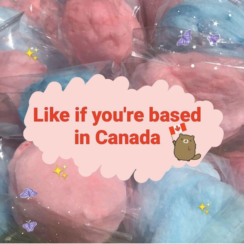 Like if you're based in Canada