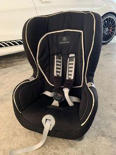 Mercedes Child Car Seat with Isofix