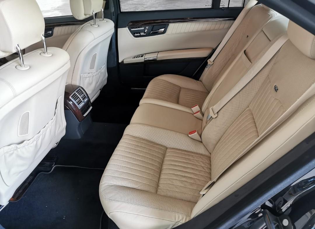 Mercedes-Benz 2007 S600L 2007 S600L Auto