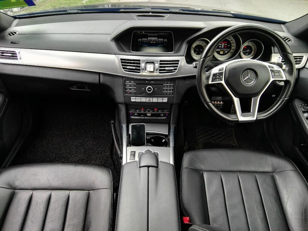 Mercedes-Benz E300 BlueTech Hybrid Elegance (A)