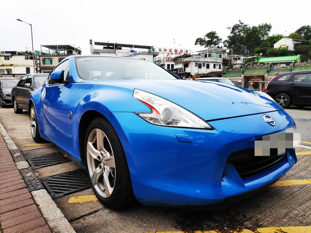 Nissan 370Z Coupe (M)