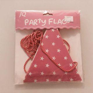 Party Decorations/ Party Flags / Party Banner