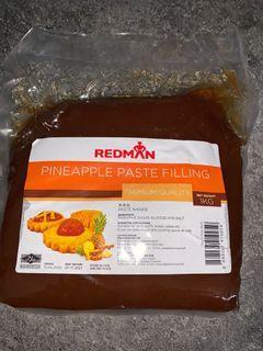 Pineapple paste
