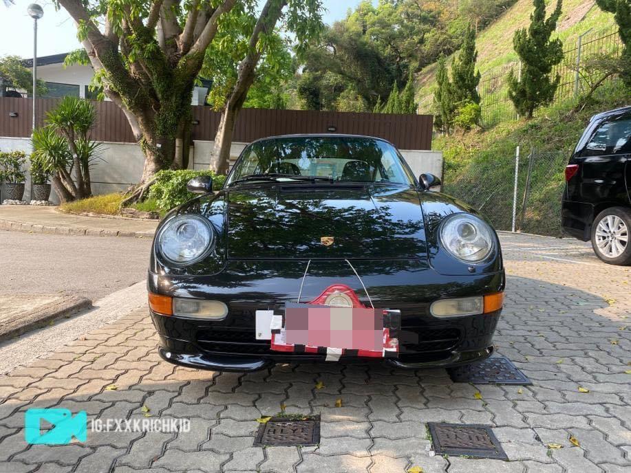 Porsche 911 Carrera Auto