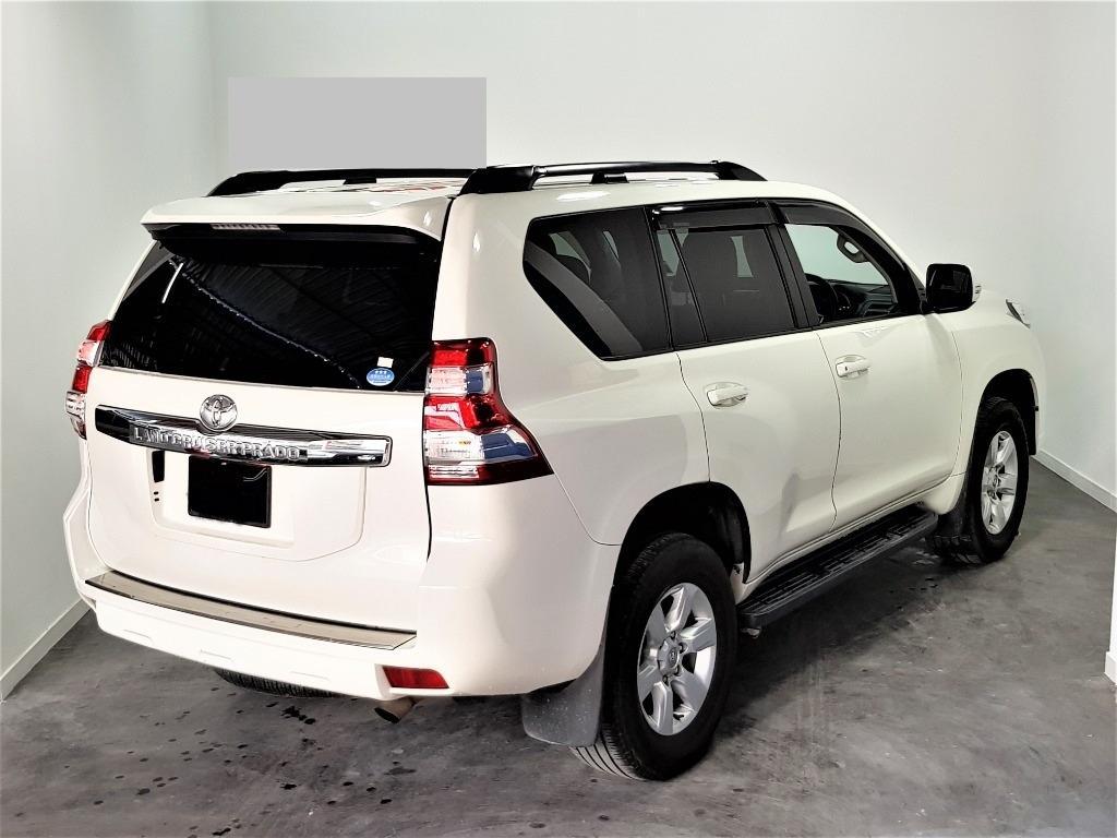 Toyota Land Cruiser 2.7 Prado TX (A)