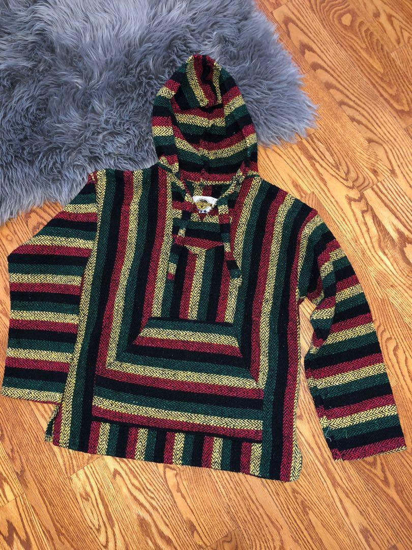 TWO BOB MARLEY SWEATER