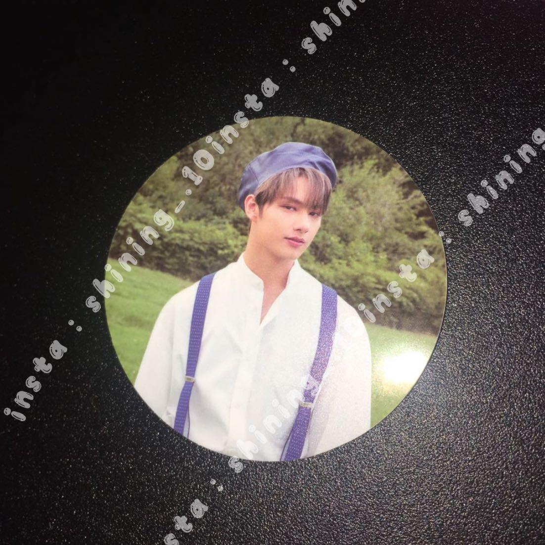 [WTT/WTS]seventeen JUN AN ODE HOPE VER FIRST PRESS STICKER