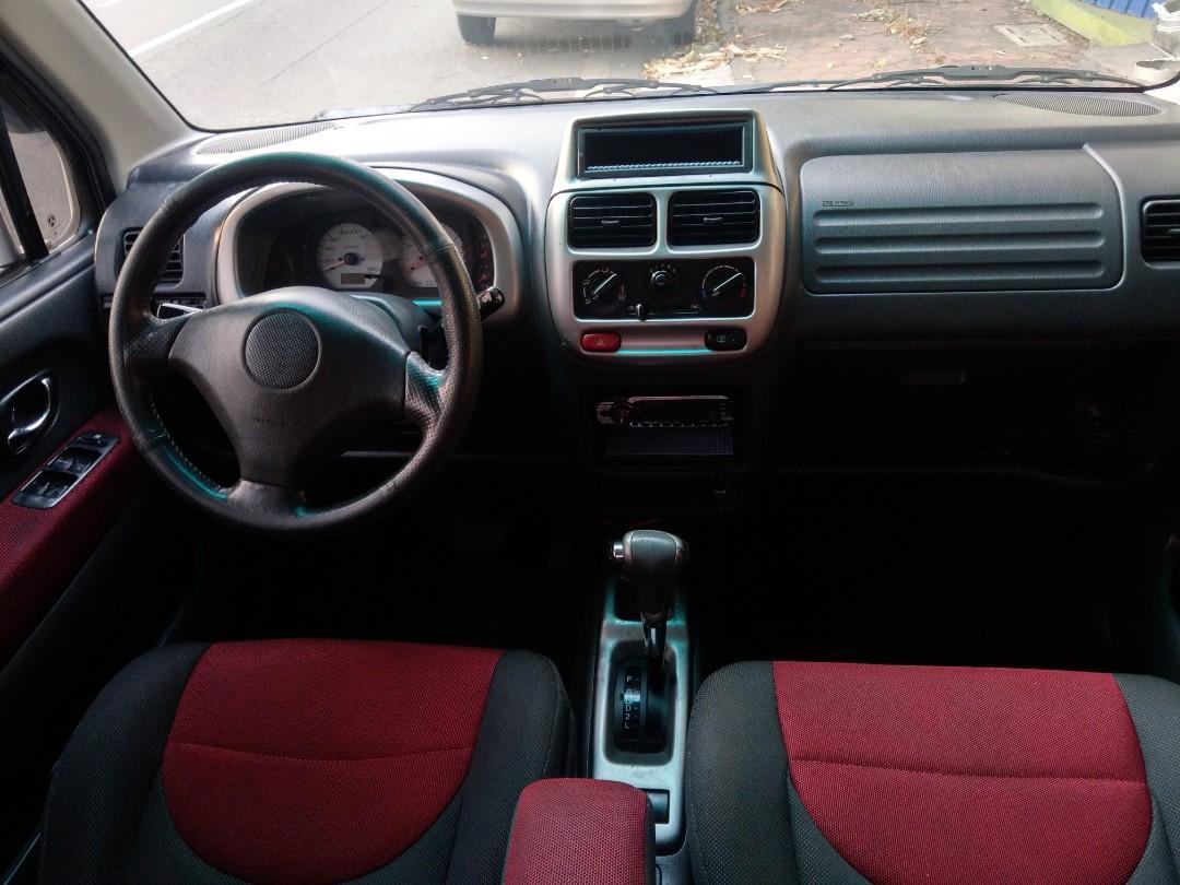 2003  Suzuki Solio