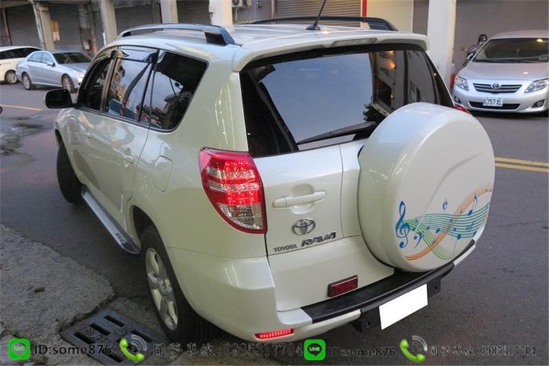 🔥2010年 豐田 RAV4 白色 職軍專案二手車中古車🔥