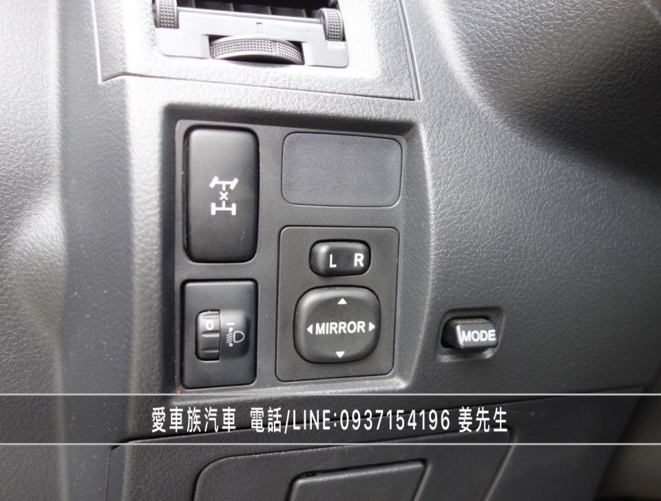 2014年 大發 小悍馬 TERIOS 1.5 四輪傳動