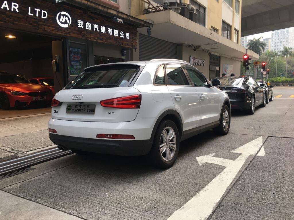 Audi Q3 1.4T Auto