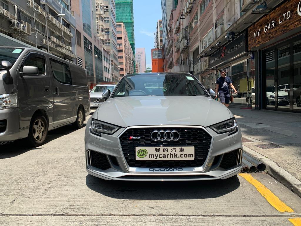 Audi RS3 SPORTBACK QUATTRO Auto