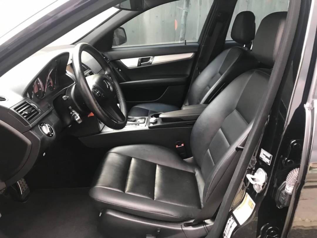 Benz 2009年 C300 AMG 套件
