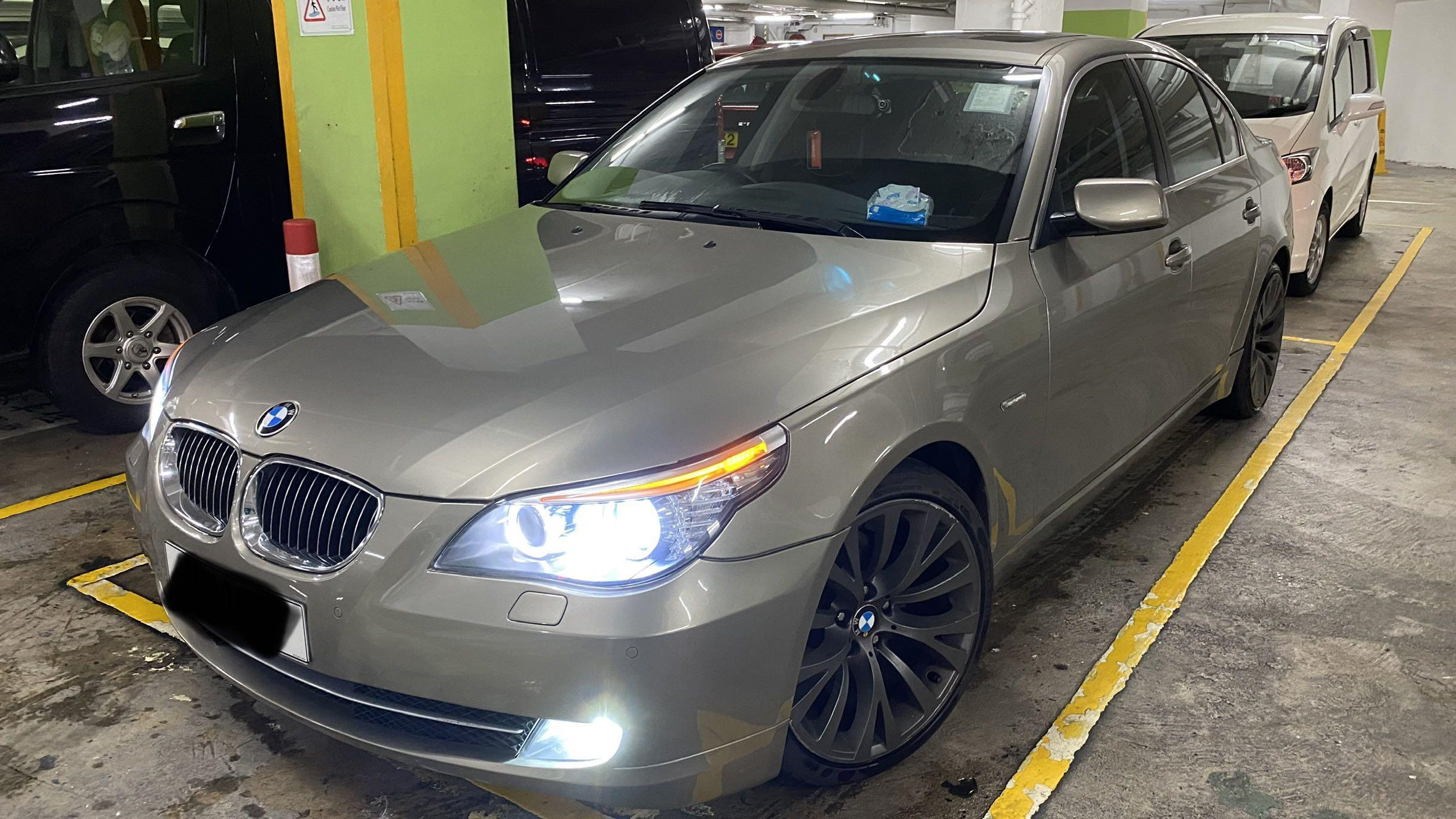 BMW 525I 2009 Auto