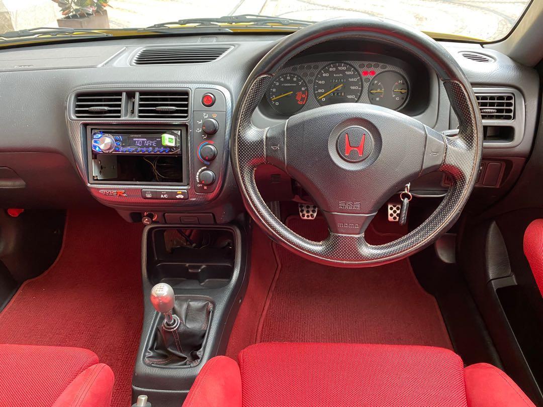 Honda Civic TYPE R EK9 Manual