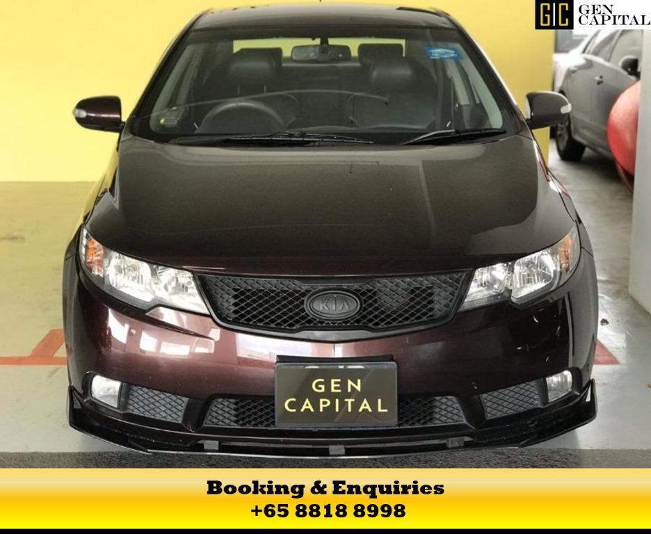 KIA CERATO - CHAUFFEUR YOUR MOTHER/FAMILY ALL DAY EVERYDAY, TREAT HER LIKE QUEENBEE NOT JUST ON MOTHER'S DAY. HIT US UP NOW @8818 8998