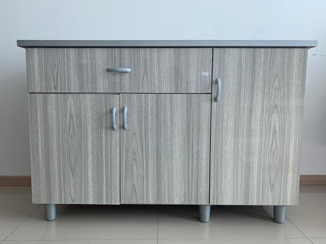 Kitchen Cabinet Kabinet Dapur Gas Home Furniture Furniture On Carousell