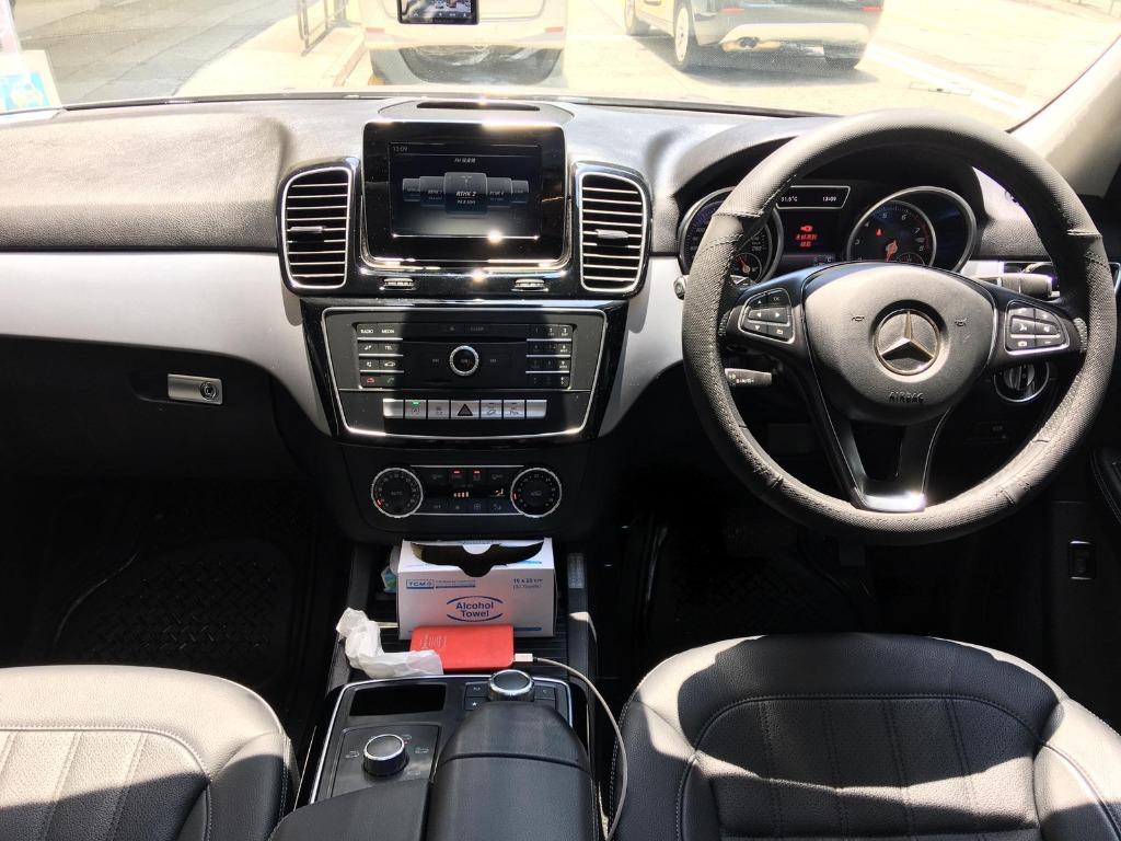 Mercedes-Benz GLE 320 Auto