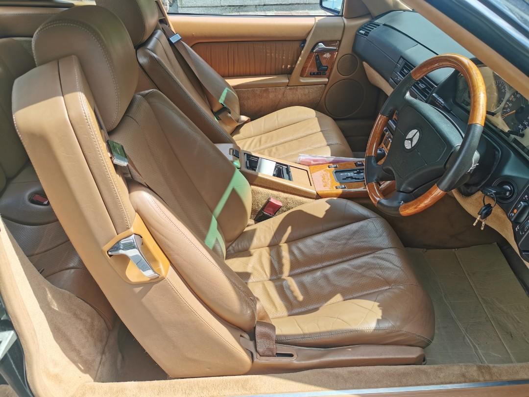 Mercedes-Benz sl320 sl320 Auto