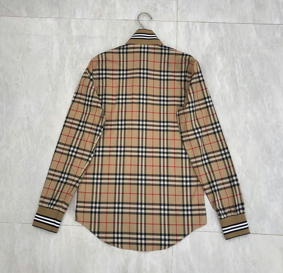 Original Burberry T Vintage and S-XXL S- - - - M- - - - L- - - - XL- - - - XL- - - - Burberry long sleeved shirt wi