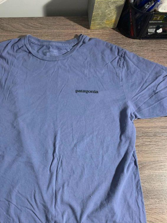 PATAGONIA Women's  Organic Cotton T-Shirt Size Small (Slim fit)